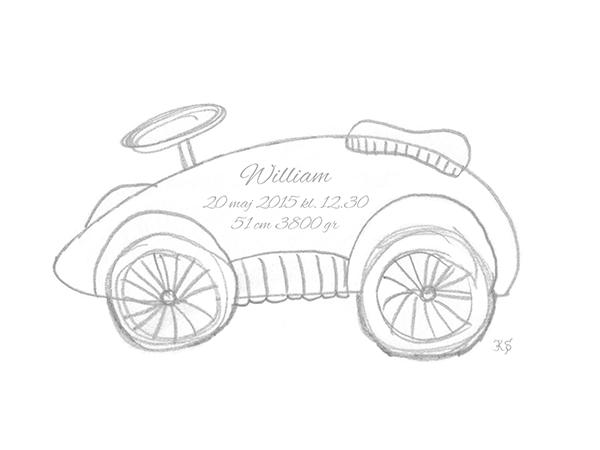 Doptavla old car