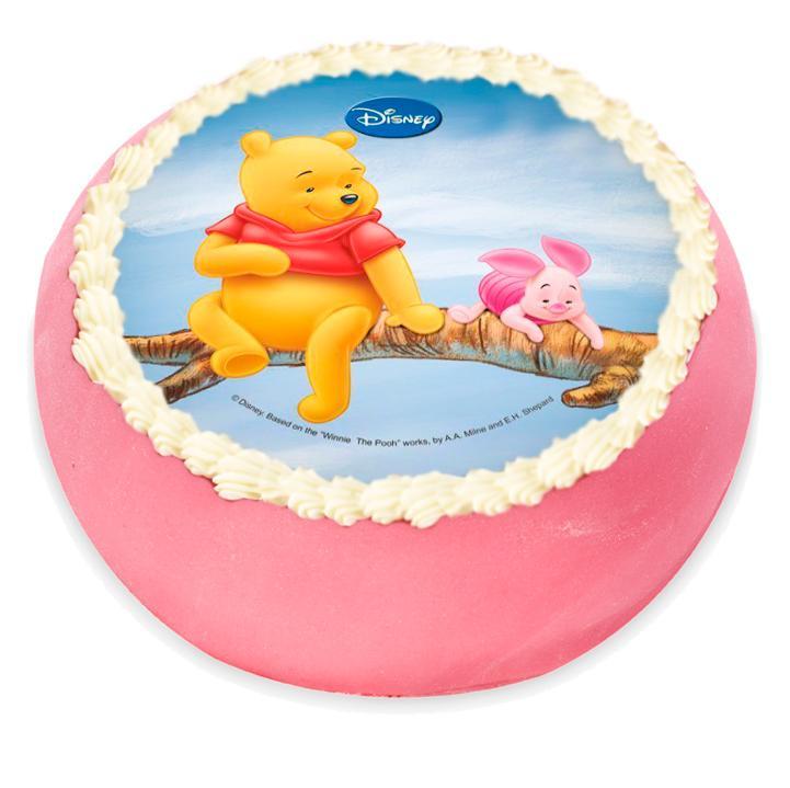 skicka tårta