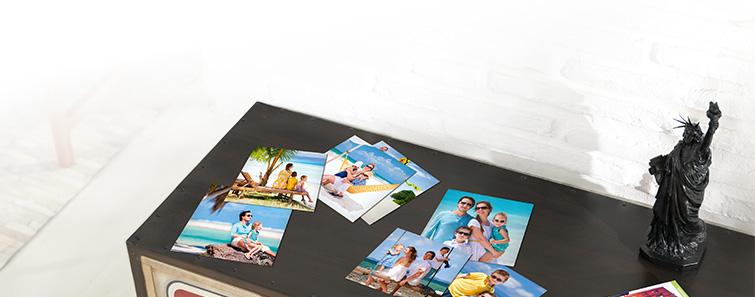 Framkalla dina bilder online!